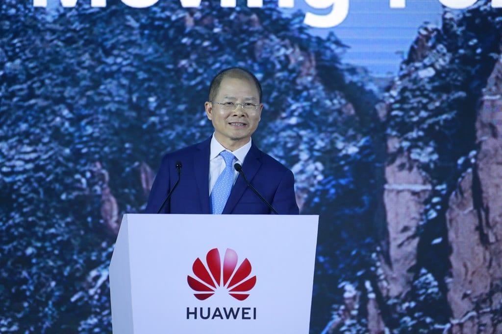 Eric Xu, Rotating Chairman Huawei