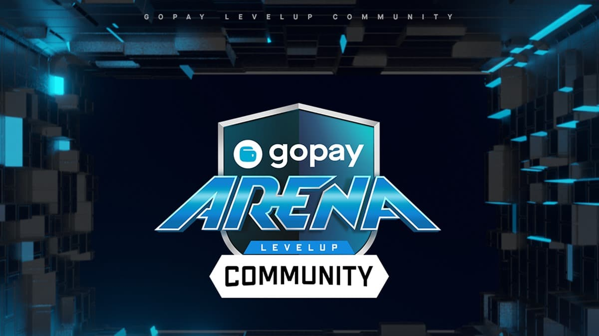 GoPay Arena Level Up Community