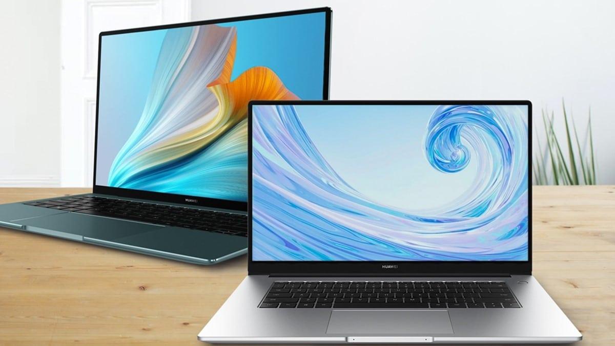 Huawei MateBook X Pro 2021 - Intel MateBook D15