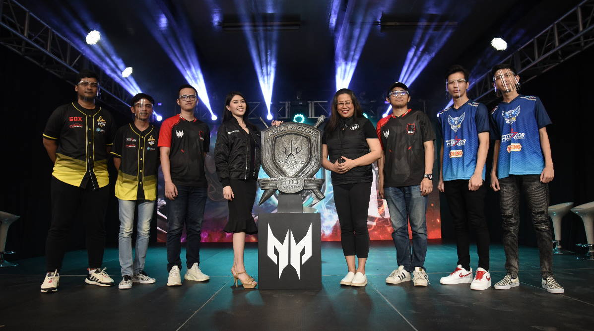 Grand Final Grand Final Asia-Pacific Predator League 2020 Indonesia
