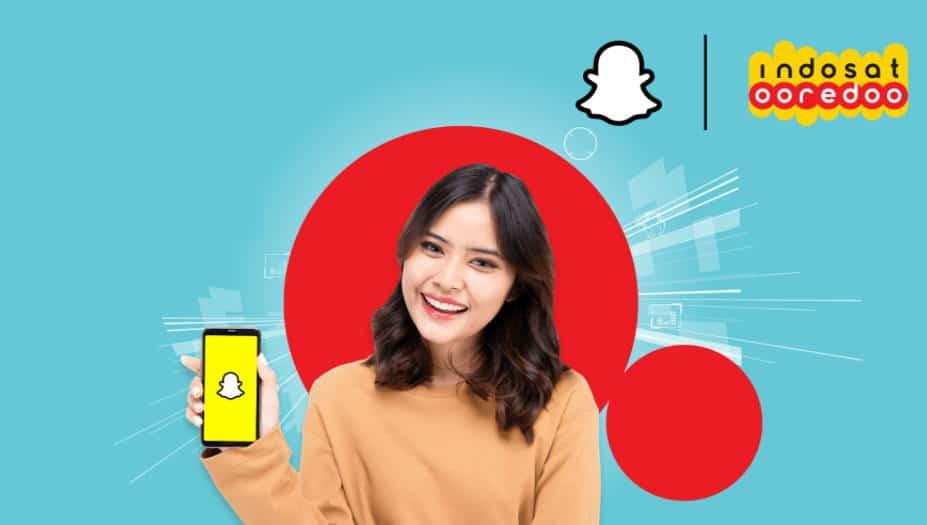 Indosat Snapchat Lens Studio