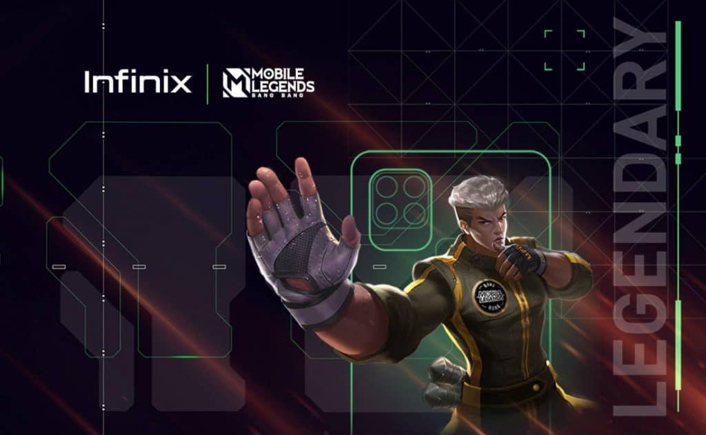 Infinix Mobile Legends eparty 515