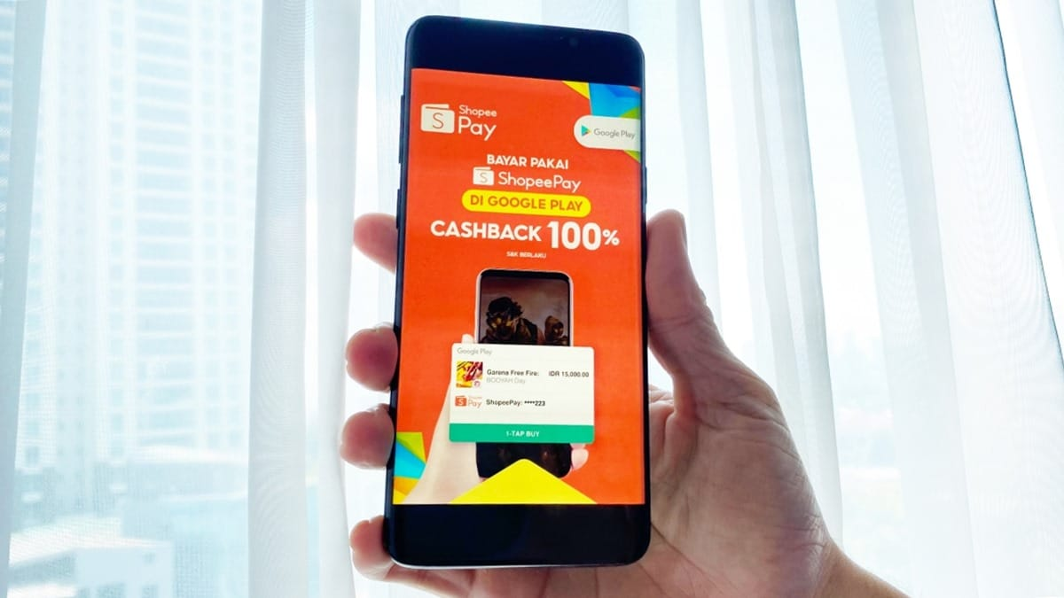ShopeePay - Google Play Store