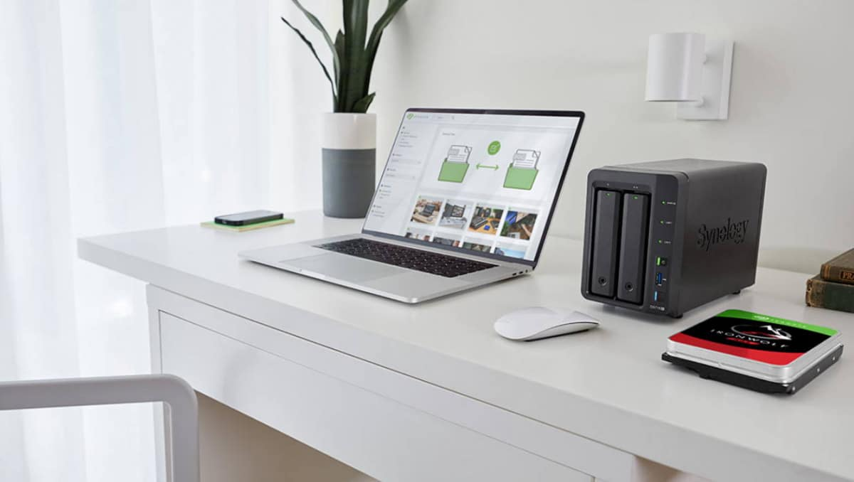NAS Synology Seagate
