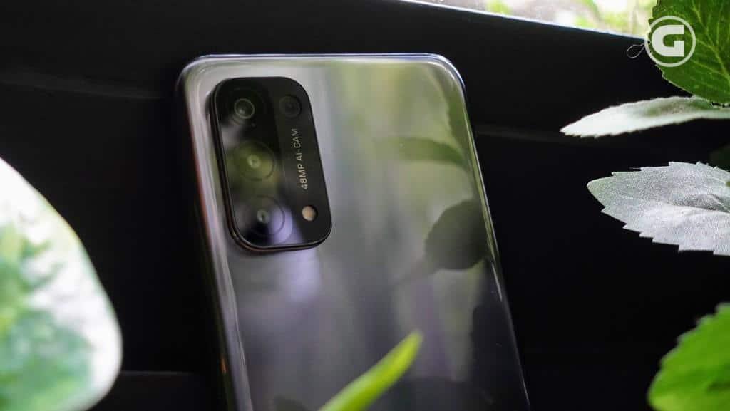 Kamera OPPO A74 5G