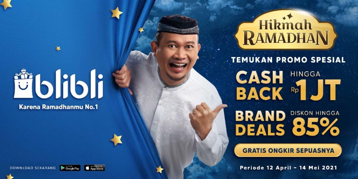 Blibli Hikmah Ramadhan
