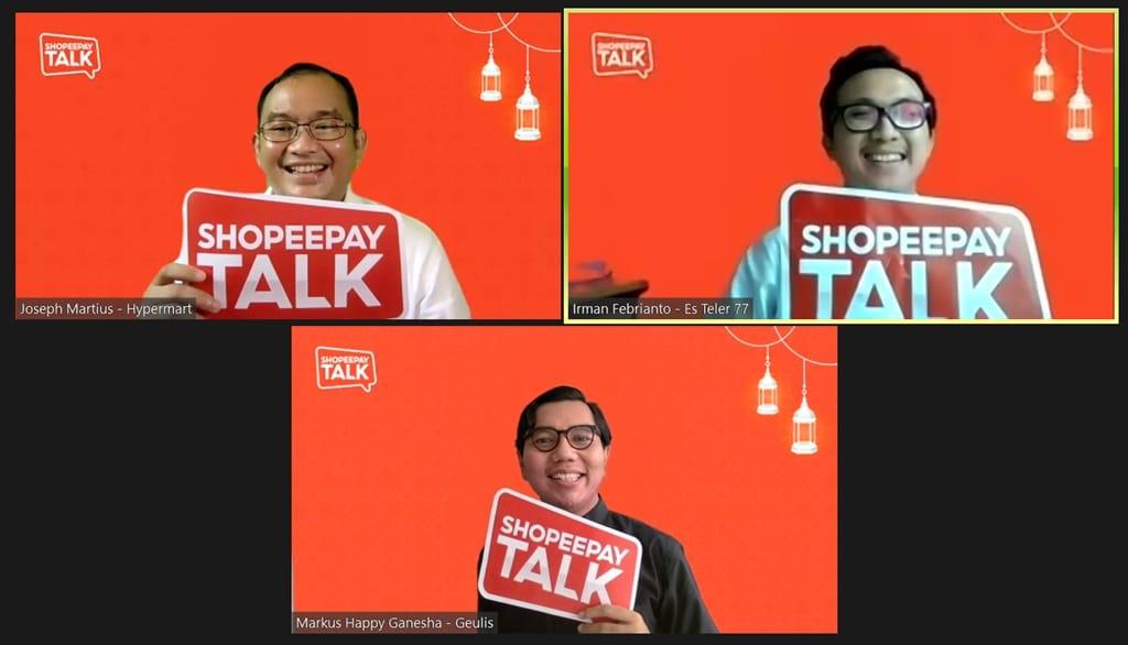 Pembicara ShopeePay Talk Eps. 7 - Tangkap Peluang Ramadan, Raih Kemenangan
