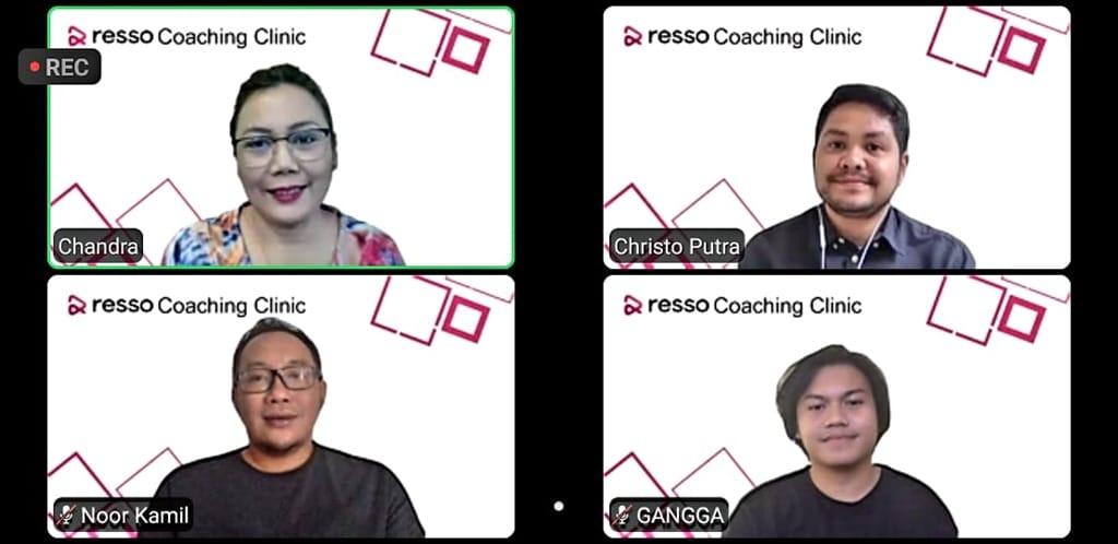 Resso Coaching Clinic