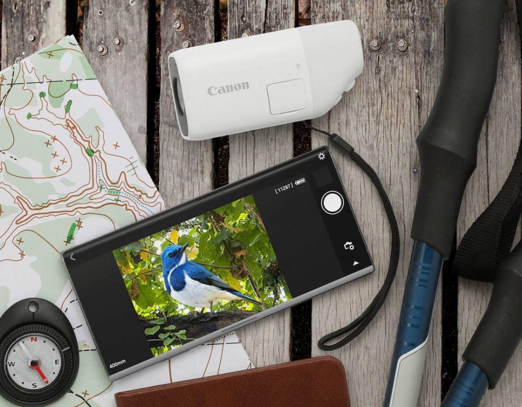 Spesifikasi Canon PowerShot Zoom