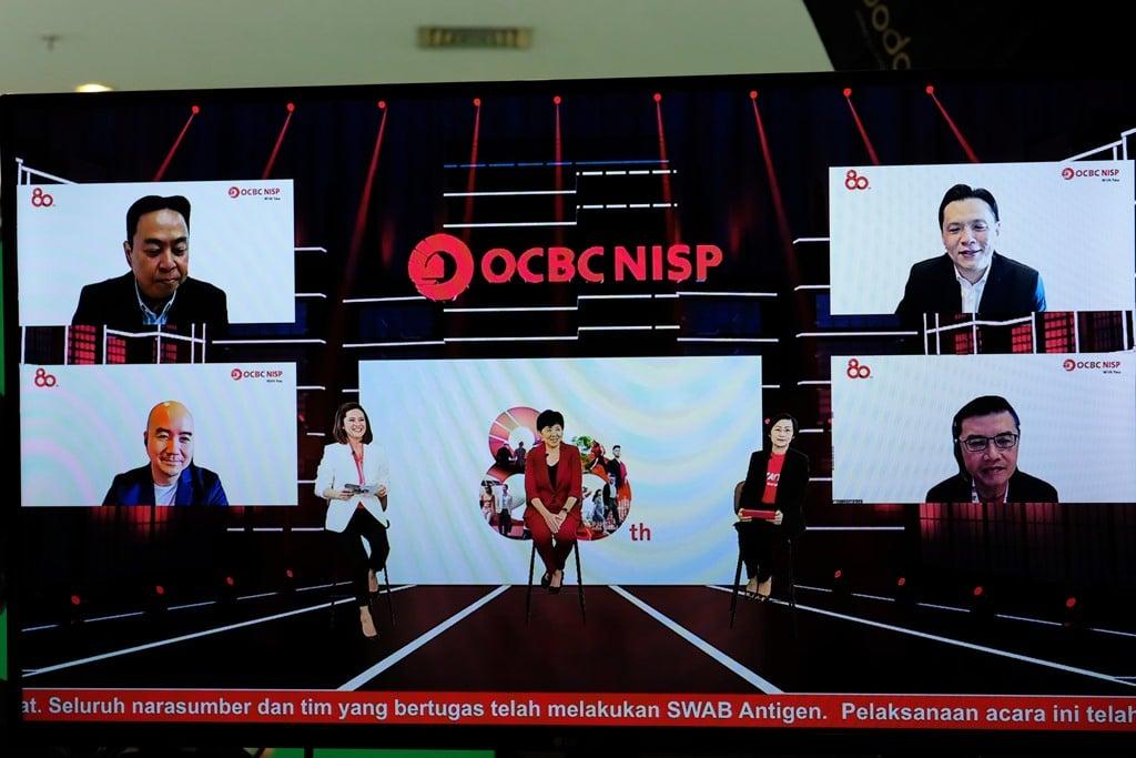 Press Con HUT 80 Tahun 1 OCBC NISP