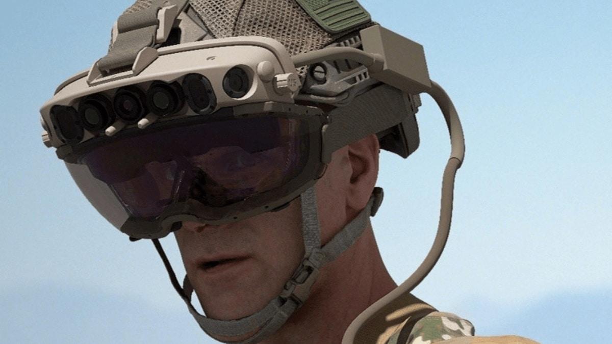 Headset AR