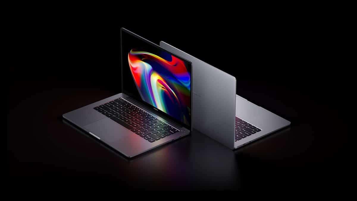 Xiaomi Mi Laptop Pro 2021