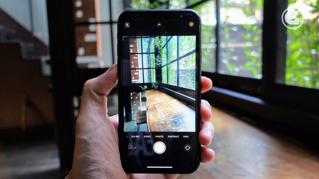 Kamera iPhone XR
