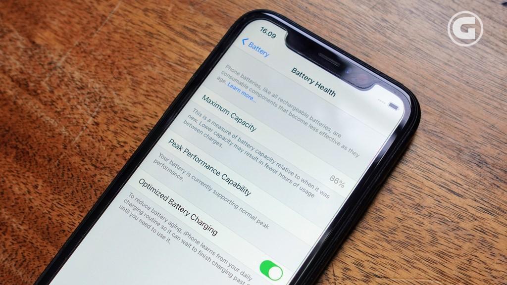 Baterai iPhone XR