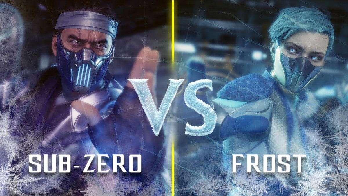 Frost vs Sub-Zero