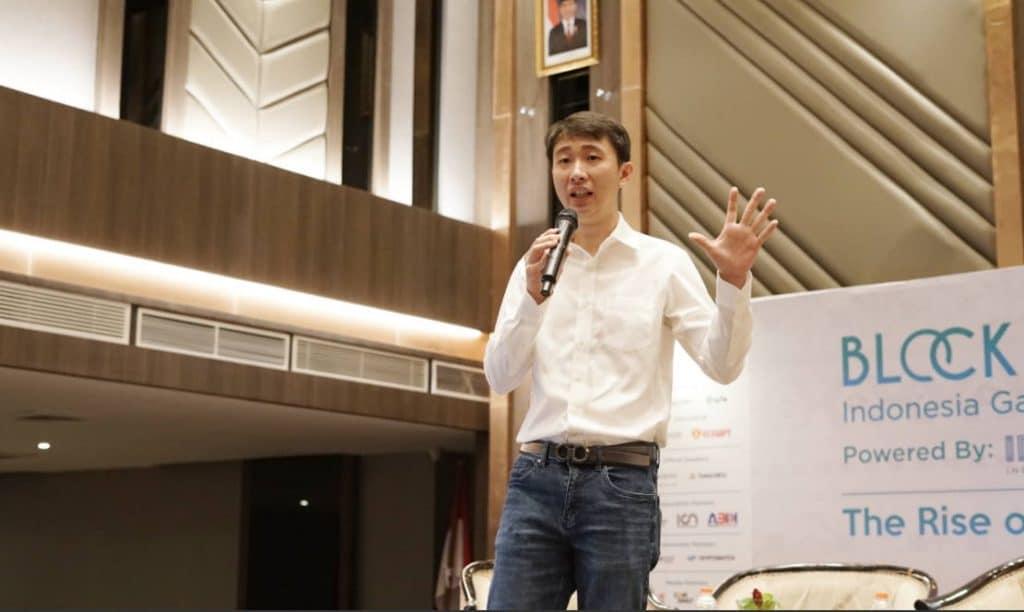 Oscar Darmawan, CEO Indodax