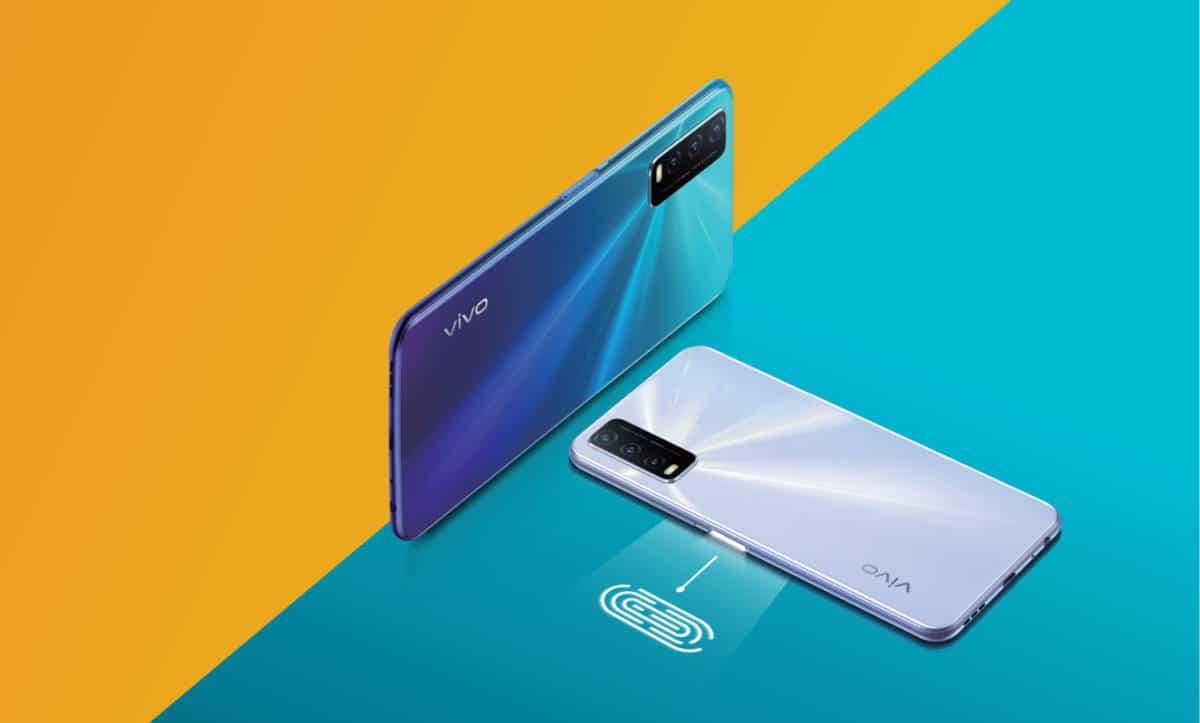 Spesifikasi vivo y20 smartphone