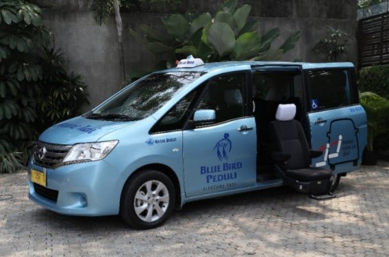 Bluebird Group Lifecare Vehicle
