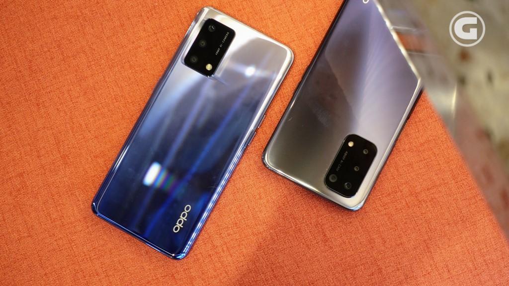OPPO A74 4G & 5G