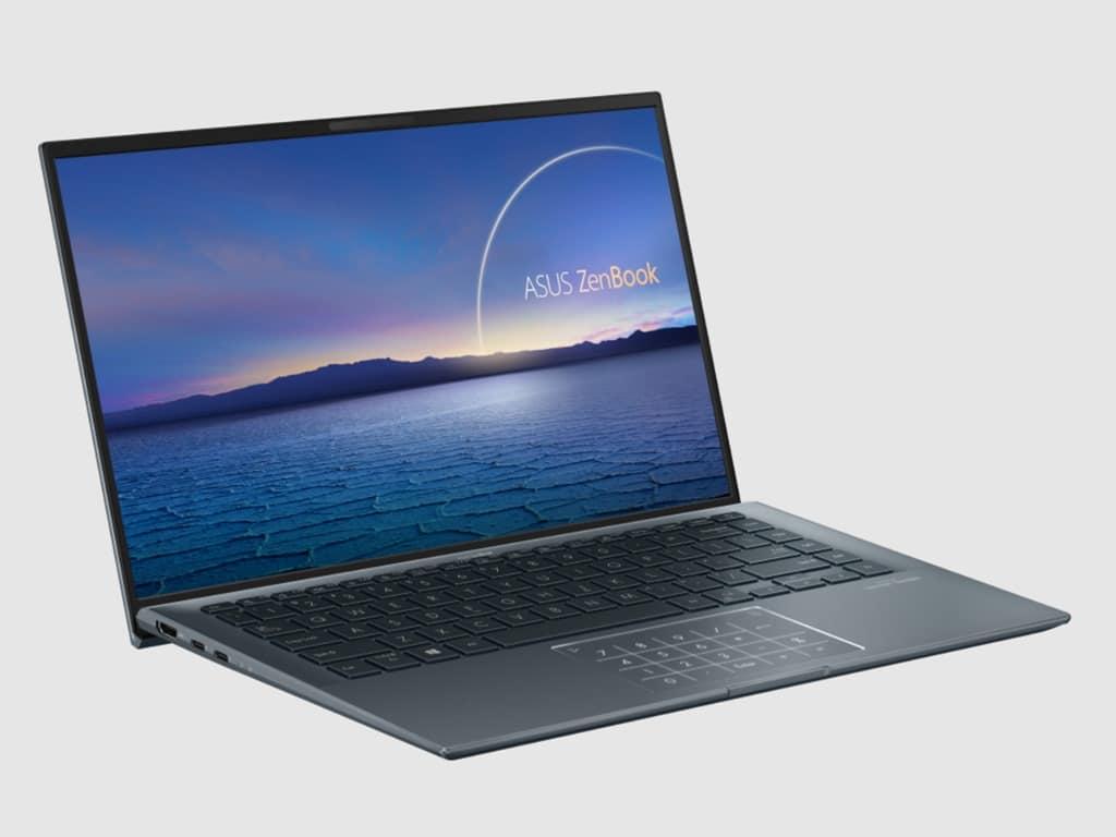 """ASUS ZenBook 14 Ultralight """"width ="""" 1024 """"height ="""" 768 """"title ="""" ASUS ZenBook 14 Ultralight Review: Nomor Satu Portabilitas 30"""