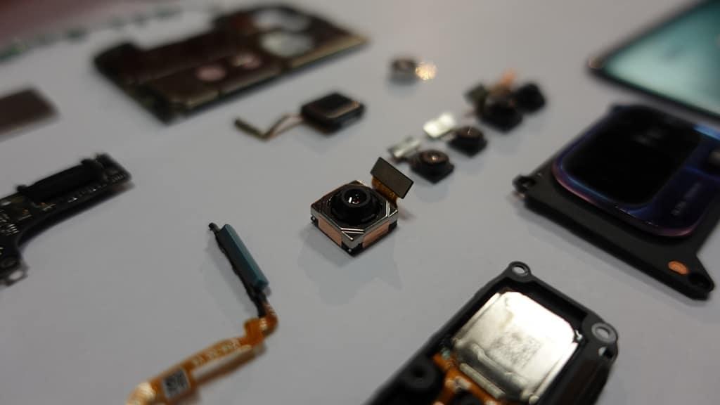komponen Redmi Note 10 Series