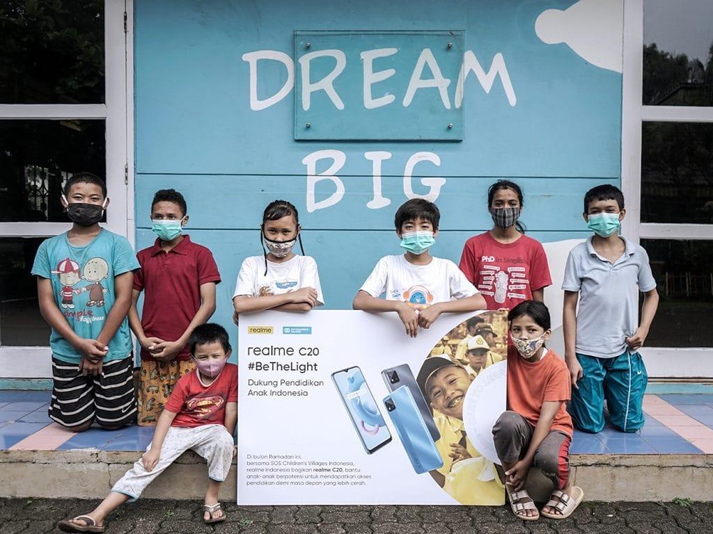 realme - SOS Children's Village Indonesia