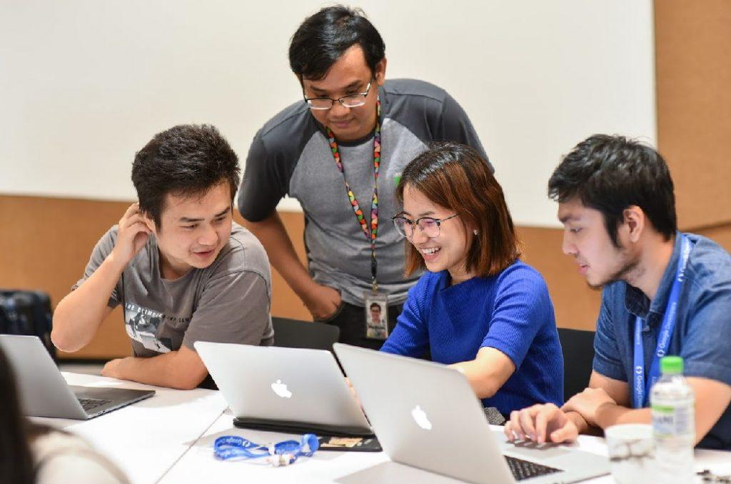 Indonesian startup google