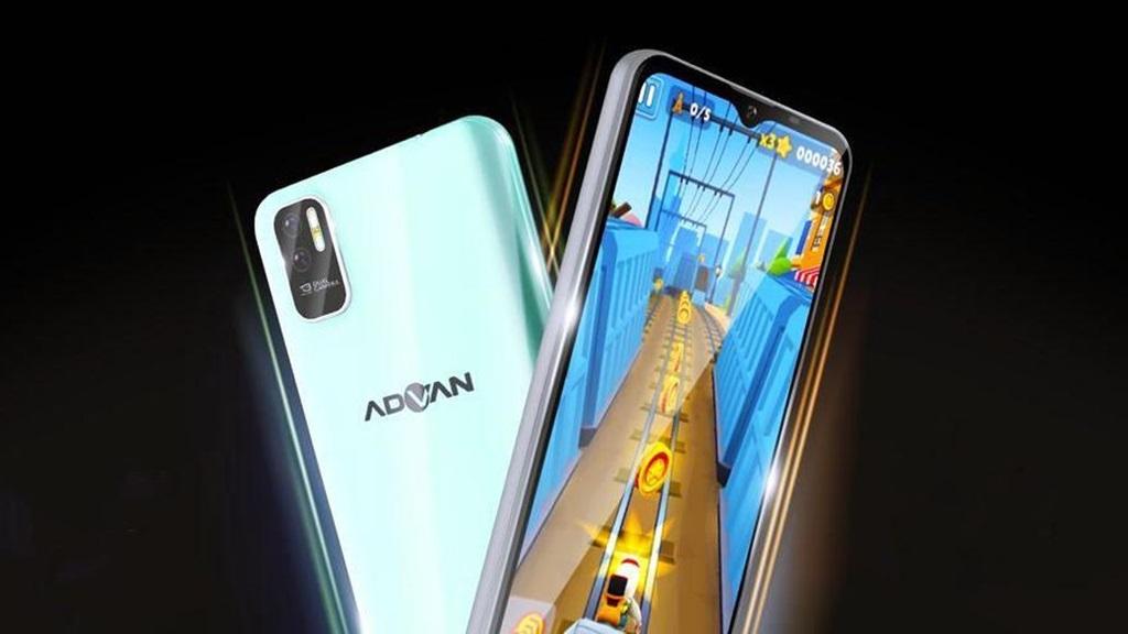 Advan G5 Plus