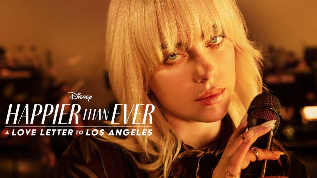 Disney+ Hotstar - Billie Eilish Happier Than Ever
