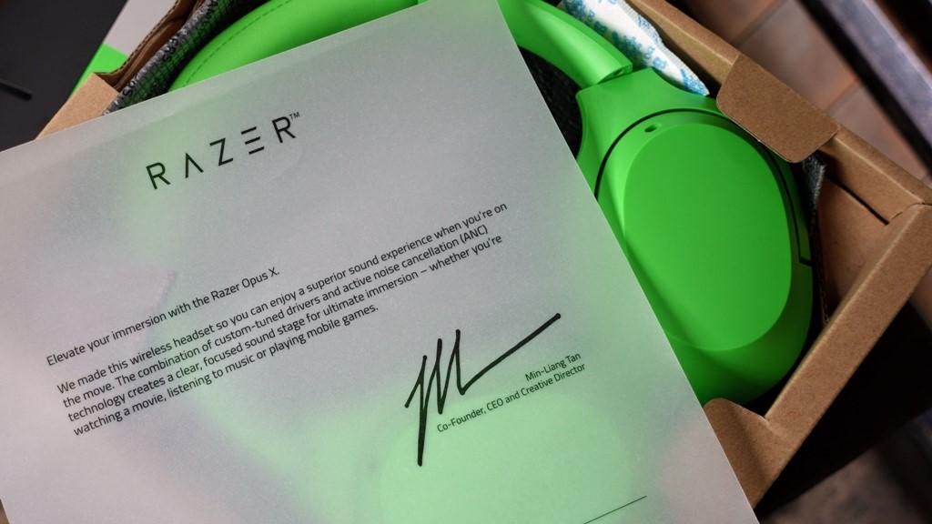 Razer Opus X